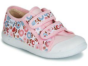 Xαμηλά Sneakers Citrouille et Compagnie JORIPALE ΣΤΕΛΕΧΟΣ: Ύφασμα & ΕΠΕΝΔΥΣΗ: Φυσικό ύφασμα & ΕΣ. ΣΟΛΑ: Συνθετικό και ύφασμα & ΕΞ. ΣΟΛΑ: Καουτσούκ