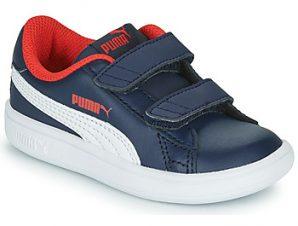 Xαμηλά Sneakers Puma SMASH ΣΤΕΛΕΧΟΣ: Δέρμα & ΕΠΕΝΔΥΣΗ: & ΕΣ. ΣΟΛΑ: & ΕΞ. ΣΟΛΑ: Καουτσούκ