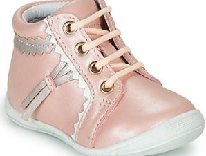 Ψηλά Sneakers GBB ACINTA ΣΤΕΛΕΧΟΣ: Δέρμα & ΕΠΕΝΔΥΣΗ: Δέρμα & ΕΣ. ΣΟΛΑ: Δέρμα & ΕΞ. ΣΟΛΑ: Καουτσούκ