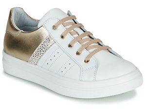 Xαμηλά Sneakers GBB DANINA ΣΤΕΛΕΧΟΣ: Δέρμα & ΕΠΕΝΔΥΣΗ: Δέρμα & ΕΣ. ΣΟΛΑ: Δέρμα & ΕΞ. ΣΟΛΑ: Καουτσούκ