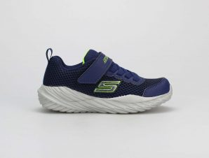 SKECHERS NITRO SPRINT ΜΠΛΕ