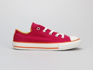 CHUCK TAYLOR ALL STAR DOUBLE TONGUE OX ΚΟΚΚΙΝΟ