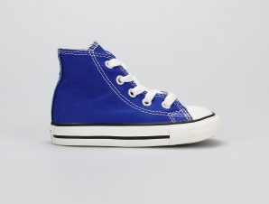 CHUCK TAYLOR ALL STAR INF HI RADIO 742366C ΜΠΛΕ