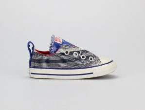 CHUCK TAYLOR ALL STAR INF SIMPLE SLIP ΓΚΡΙ