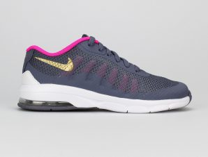 NIKE AIR MAX INVIGOR (PS) ΓΚΡΙ