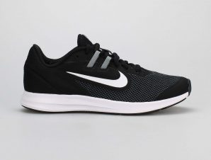 NIKE DOWNSHIFTER 9 (GS) AR4135-002 ΜΑΥΡΟ